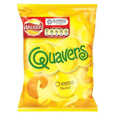 Walkers Quavers from BJ Supplies | Cash & Carry Wholesale