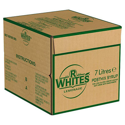 R Whites Postmix from BJ Supplies | Cash & Carry Wholesale