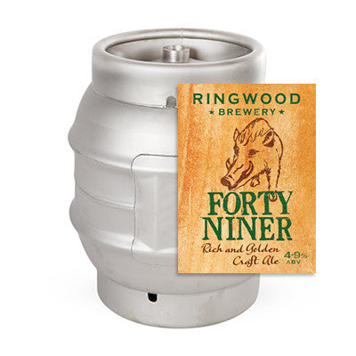 Ringwood Forty Niner from BJ Supplies | Cash & Carry Wholesale