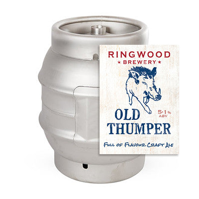 Ringwood Old Thumper from BJ Supplies | Cash & Carry Wholesale