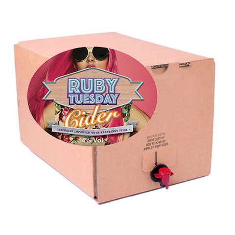 Ruby Tuesday Cider from BJ Supplies | Cash & Carry Wholesale - BJ Supplies | Cash & Carry Wholesale