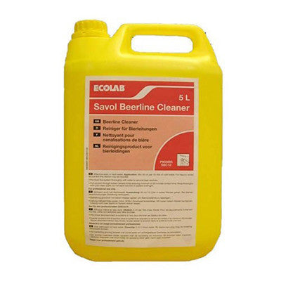 Savol Beerline Cleaner from BJ Supplies | Cash & Carry Wholesale