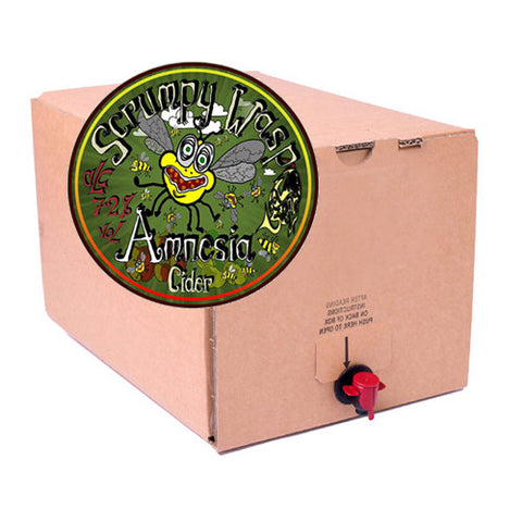 Scrumpy Wasp Amnesia Cider from BJ Supplies | Cash & Carry Wholesale - BJ Supplies | Cash & Carry Wholesale