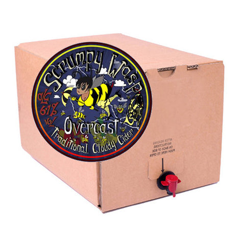 Scrumpy Wasp Overcast Cider from BJ Supplies | Cash & Carry Wholesale - BJ Supplies | Cash & Carry Wholesale