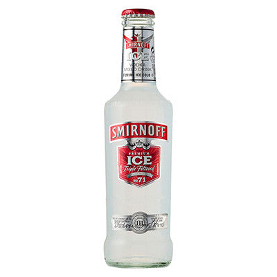Smirnoff Ice Bottles from BJ Supplies | Cash & Carry Wholesale