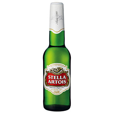 Stella Artois Bottles from BJ Supplies | Cash & Carry Wholesale