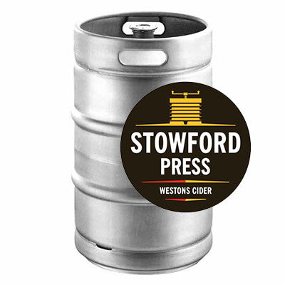 Stowford Press Keg from BJ Supplies | Cash & Carry Wholesale