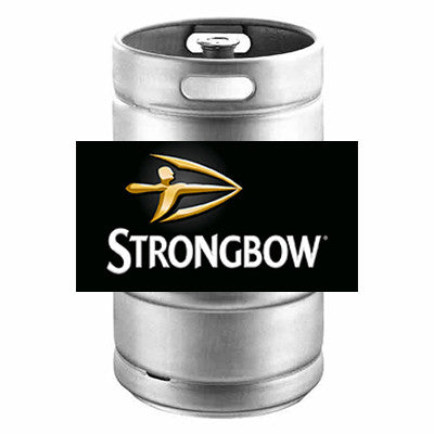 Strongbow Keg from BJ Supplies | Cash & Carry Wholesale