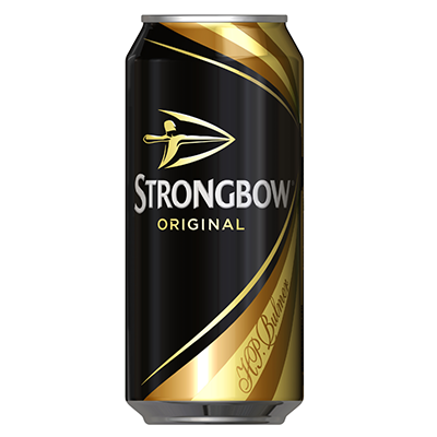 Strongbow Cans from BJ Supplies | Cash & Carry Wholesale