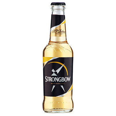 Strongbow Bottles from BJ Supplies | Cash & Carry Wholesale