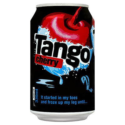 Tango Cherry Cans from BJ Supplies | Cash & Carry Wholesale