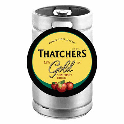 Thatchers Gold Keg from BJ Supplies | Cash & Carry Wholesale