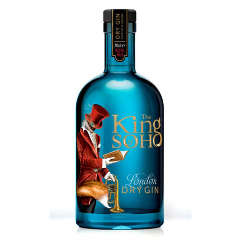 The Kings of Soho Gin from BJ Supplies | Cash & Carry Wholesale