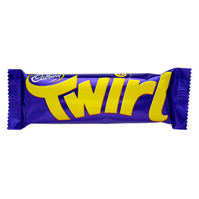 Cadbury's Twirl from BJ Supplies | Cash & Carry Wholesale