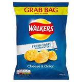 Walkers Crisps Grab Bag (Various) from BJ Supplies | Cash & Carry Wholesale