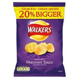 Walkers Crisps Grab Bag (Various)