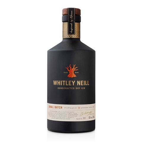 Whitley Neill Gin from BJ Supplies | Cash & Carry Wholesale