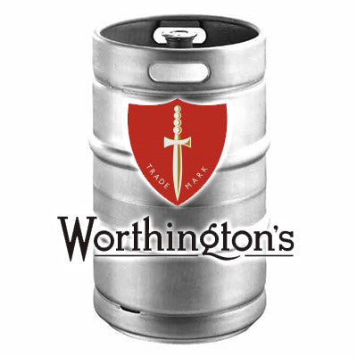 Worthington Creamflow Keg from BJ Supplies | Cash & Carry Wholesale