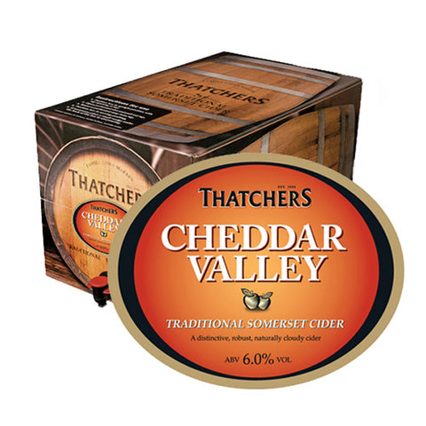 Thatchers Cheddar Valley from BJ Supplies | Cash & Carry Wholesale