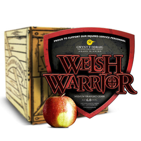 Welsh Warrior from BJ Supplies | Cash & Carry Wholesale