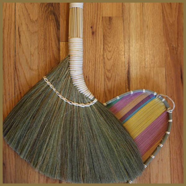 Wee Jhoi Broom Set