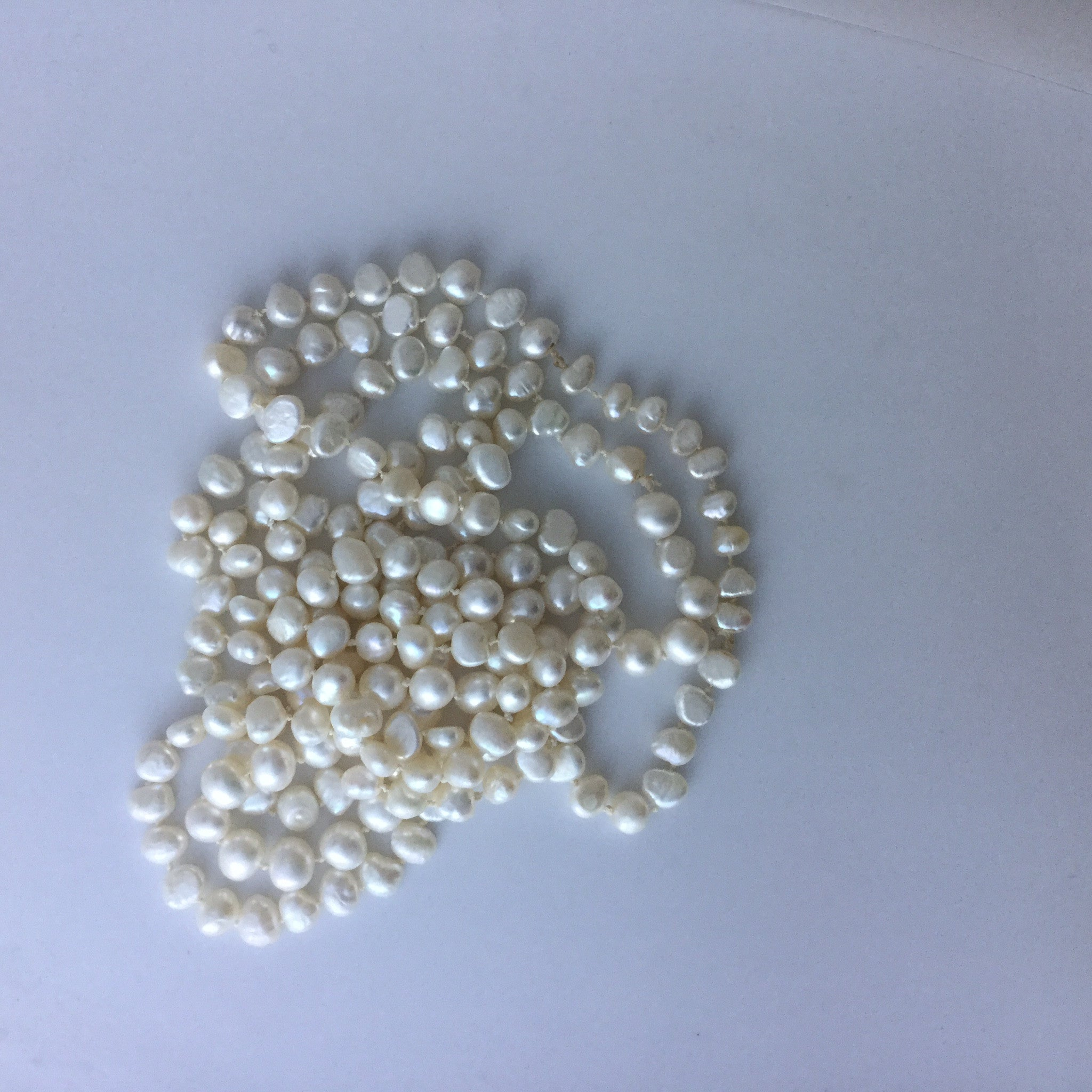 Necklace  Fresh Water Pearl