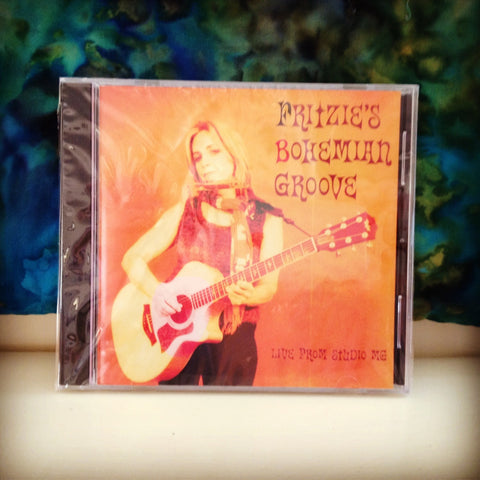 Fritzie's Bohemian Groove CD