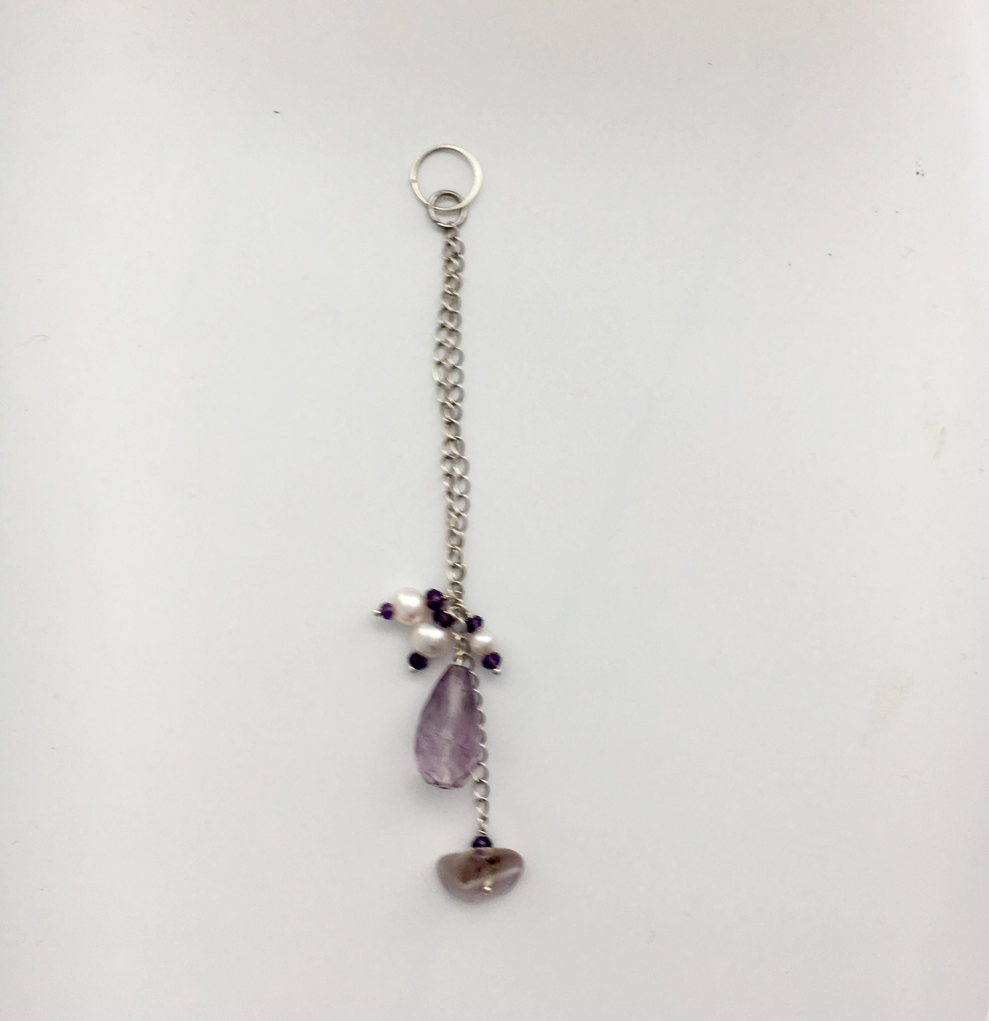 HEALING DROP:  Sleeping with Amethyst