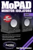 Auralex MoPads Monitor Isolation Pads
