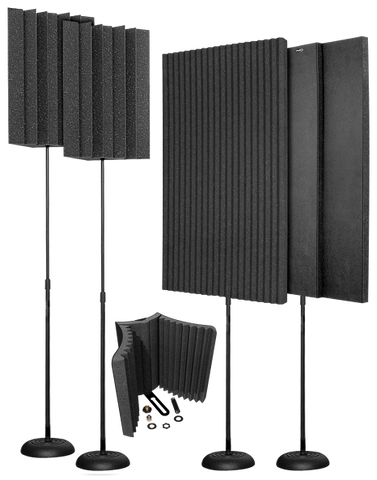 Auralex VoxMAX Portable Acoustic Foam Kit for Vocal Recording