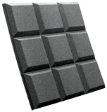 Auralex SonoFlat Grid Acoustic Foam Panels