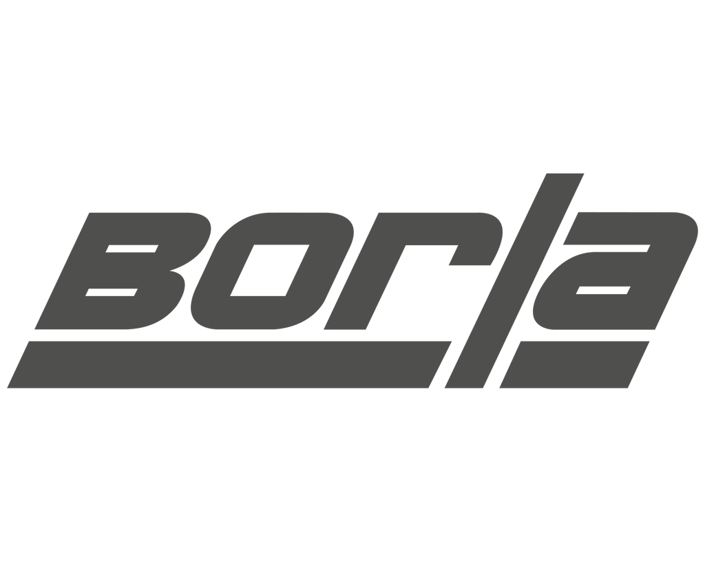 Borla Sponsor Decal - Sticker Whale  - 4
