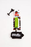 Malibu Surf Shack Coil Wrist Bodyboard Leash - Lime