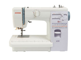janome 423s Save £30.00
