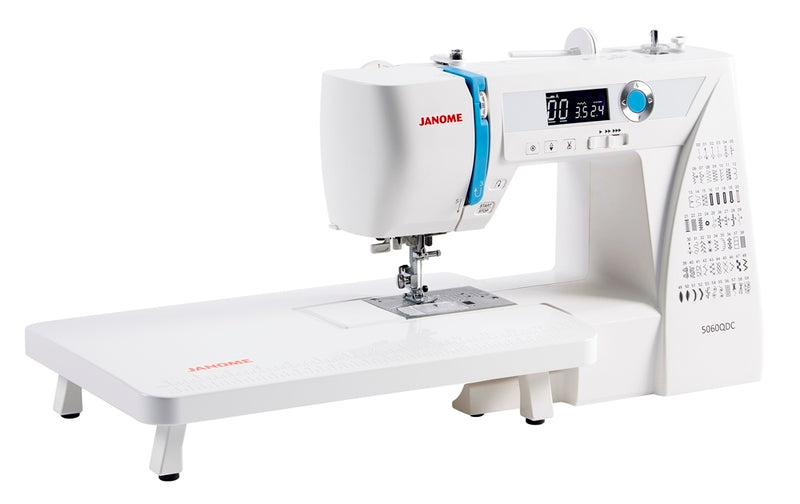Janome 5060 QDC Limited Stock