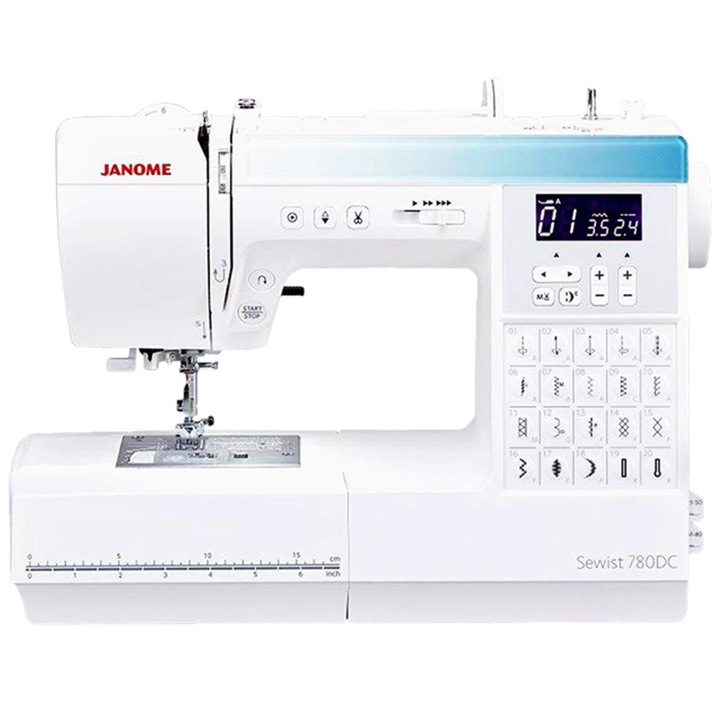 Janome 780DC New Model