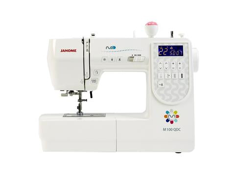 Janome M100 QDC Sold out