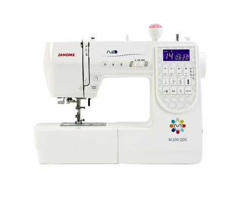 Janome M200 QDC Ex Show Model sold