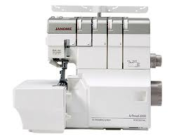 New model from Janome AT2000D now on offer only £749 including for sewing threads worth £85.00