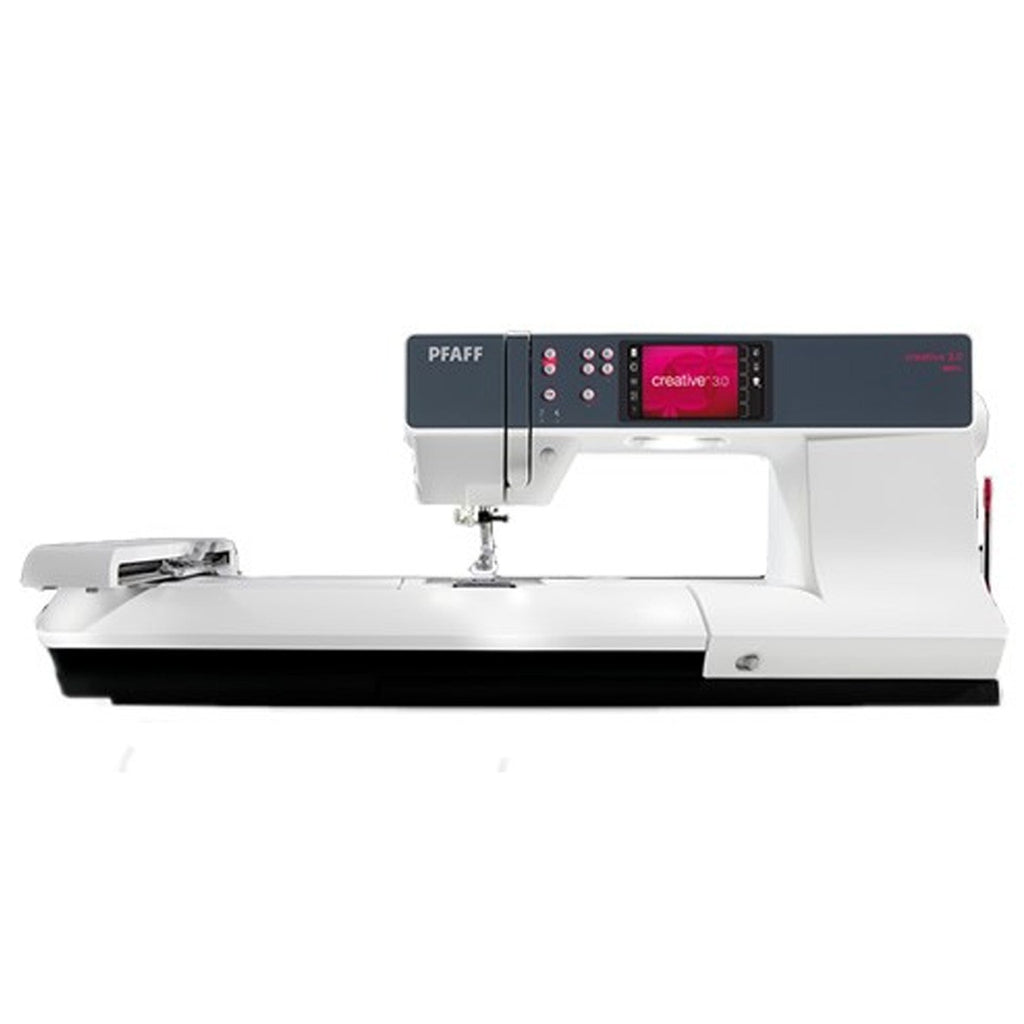 The Pfaff Creative 3.0 Sewing and Embroidery Machine