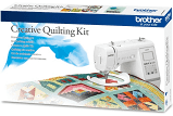 Brother Quilting kit Offer price £95.99