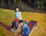 Bhutan Series - Children At Play