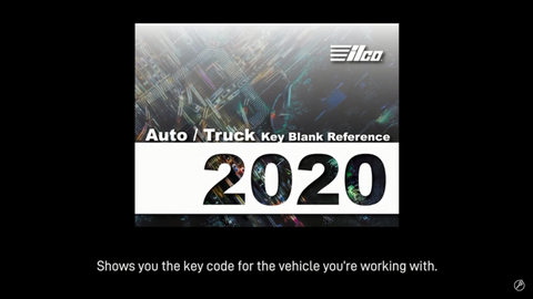 Key Blank Reference Guide by ilco