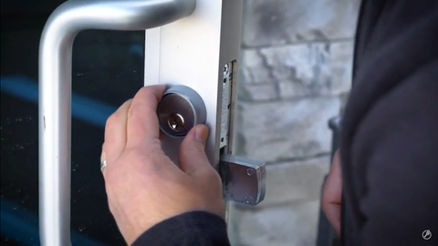 Locksmith tips - Increase security on your mortise cylinder