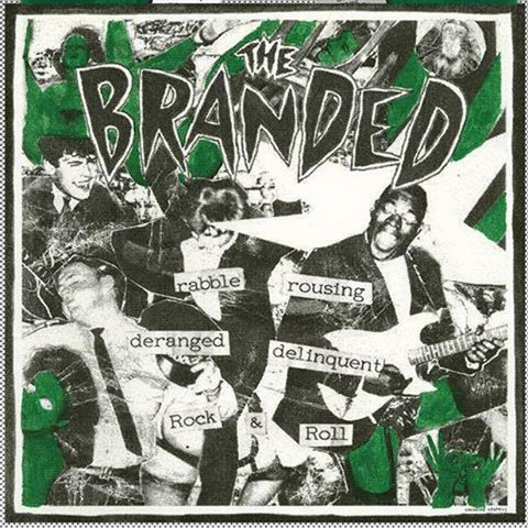 Branded, The - Come On Over 7""