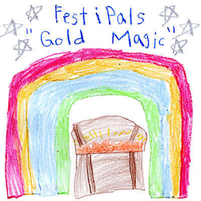 Festipals - Gold Magic 7""
