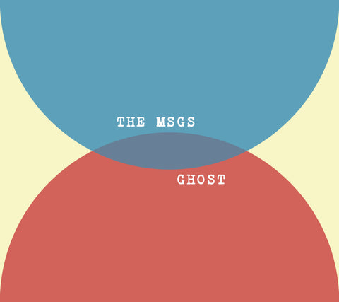 MSGS, The - Ghost CD
