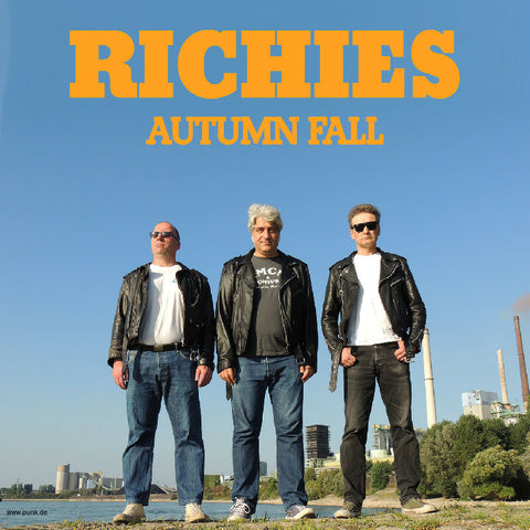 Richies - Autumn Fall CD