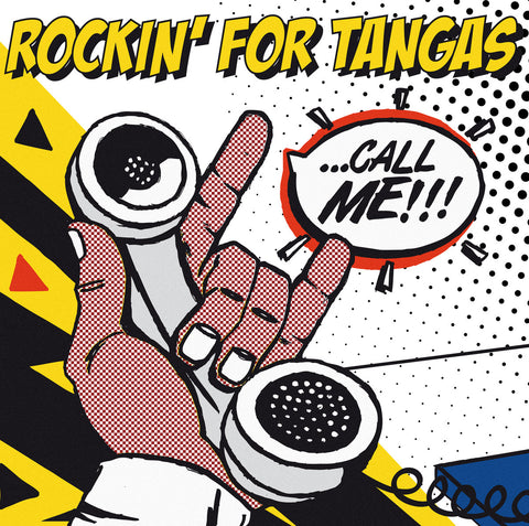 Rockin' For Tangas - Call Me LP