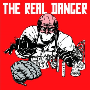 Real Danger, The - S/T LP (2017 repress)